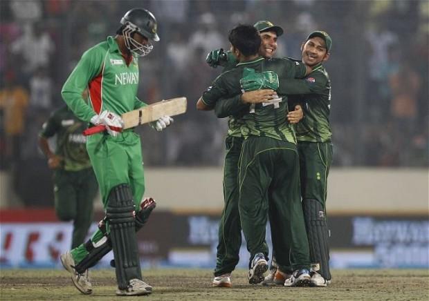 Bangladesh Pakistan Cricket