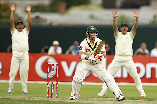 Australia v New Zealand - Second Test: Day 2