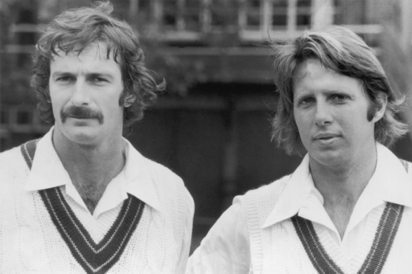 Lillee And Thomson