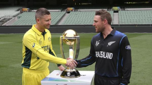 Cricket WCup New Zealand