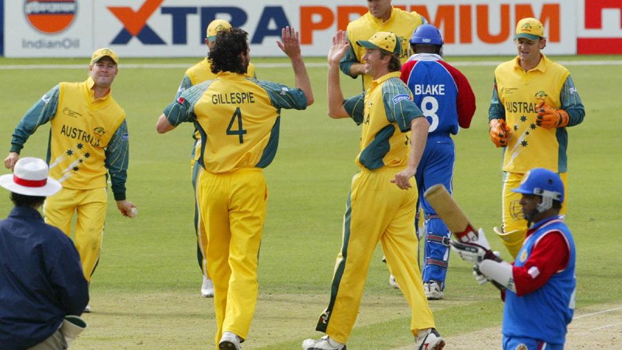 Australia v USA, 2004