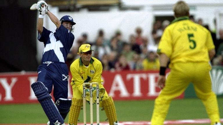 Gavin Hamilton v Australia, 1999 World Cup