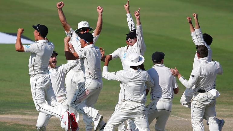 Pakistan v New Zealand, First Test