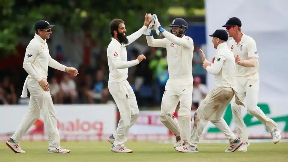 Sri Lanka v England, First Test