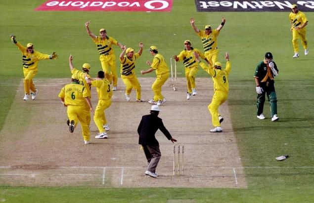 Aus v SA, Semifinal, 1999 WC