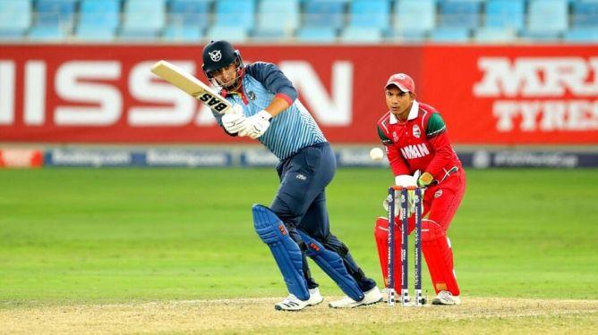 JJ Smit_Namibia v Oman