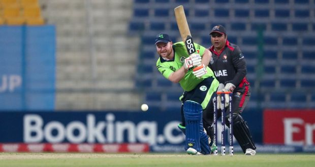 Paul Stirling_Ireland v UAE